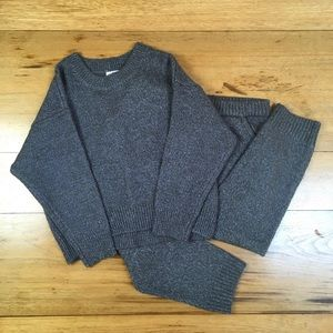 NWT Gymboree  Girls Sweater and Sweater Pant